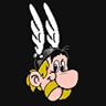 Completed Asterix (NES)