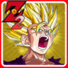 Completed Dragon Ball Z 2: Super Battle (Arcade)