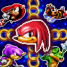 MASTERED Knuckles Chaotix (32X)