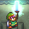 Legend of Zelda, The - A Link to the Past (SNES)