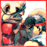 Completed Street Fighter EX2 Plus (PlayStation)