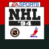 NHL Hockey 94 (Mega Drive)