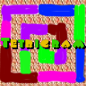 ~Homebrew~ Tetrigram (Game Boy Advance)