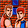 MASTERED Double Dragon III: The Sacred Stones (NES)