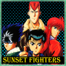 MASTERED Yu Yu Hakusho: Sunset Fighters (BR) | Yuu Yuu Hakusho: Makyo Toitsusen (J) (Mega Drive)