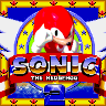 Knuckles the Echidna in Sonic the Hedgehog 2 (Mega Drive)