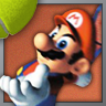 Completed Mario Tennis (Nintendo 64)