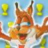 Bubsy in Fractured Furry Tales (Atari Jaguar)