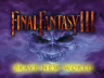 ~Hack~ Final Fantasy VI: Brave New World (SNES)