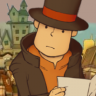 MASTERED Professor Layton and the Curious Village (Nintendo DS)