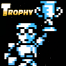 MASTERED ~Homebrew~ Trophy (NES)