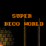 Completed ~Hack~ Super Beco World (SNES)