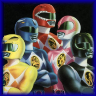Mighty Morphin Power Rangers (Mega Drive)