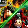 ~Hack~ Donkey Kong Country 1 & 2: Boss Blitz | Brigand Barrage