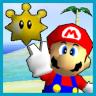 ~Hack~ Super Mario Sunshine 64